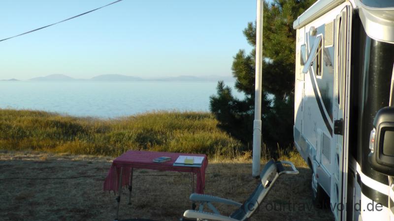 Blick zum Gölü-See