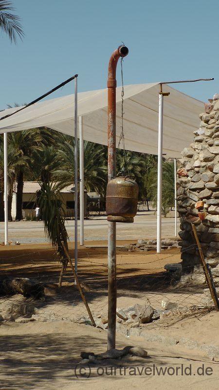 Kirchenglocken auf afrikanisch