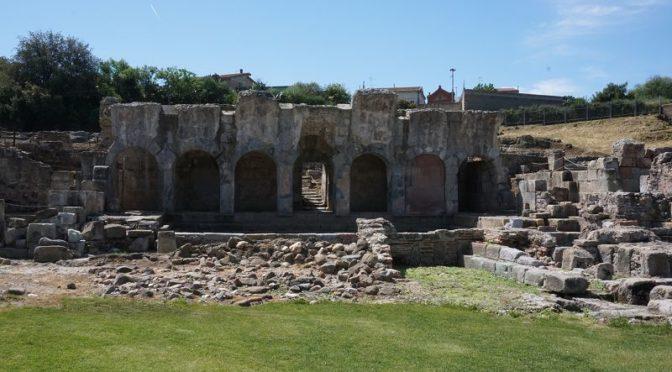 Therme Romana und Gravelroad