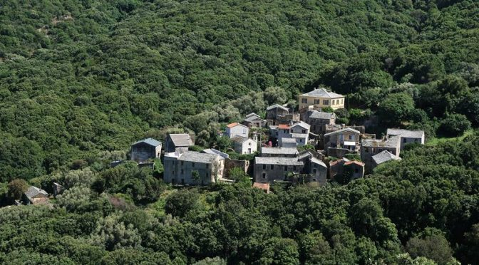 zum nördlichsten Punkt Korsikas